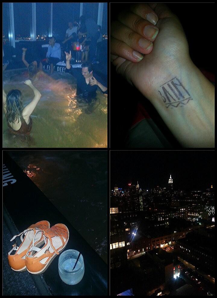 Le Bain - The Standard - High Line - New York