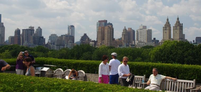 Roof Garden Café - Metropolitan - MET - New York