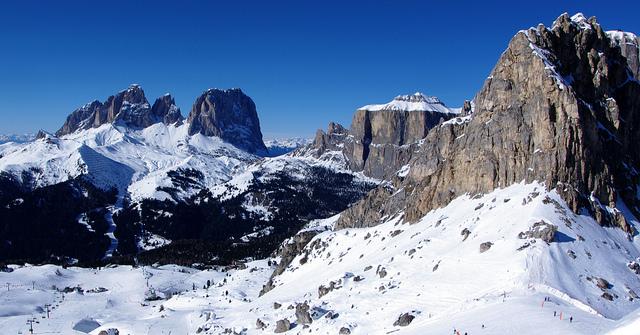 Vista desde Val Gardena