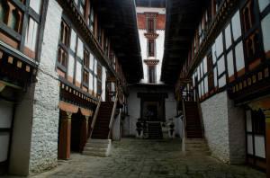 Dzong de Bumthang