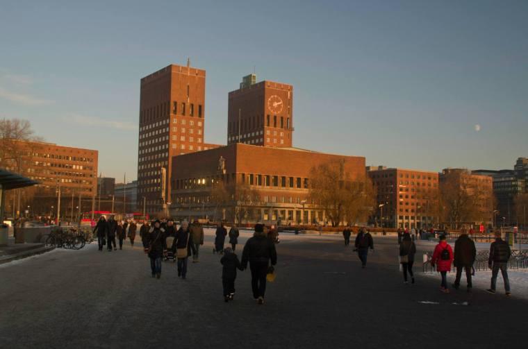Ayuntamiento (Radhus) de Oslo