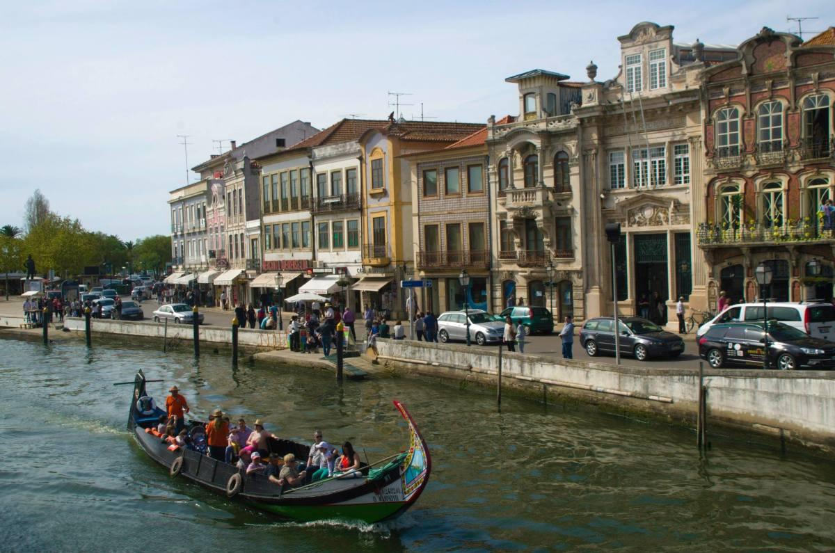 48 horas en aveiro y alrededores vagamundos viajeros - Que hay en portugal ...