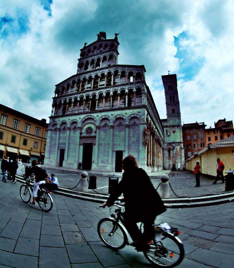 Iglesia de San Miguel en Foro, Lucca