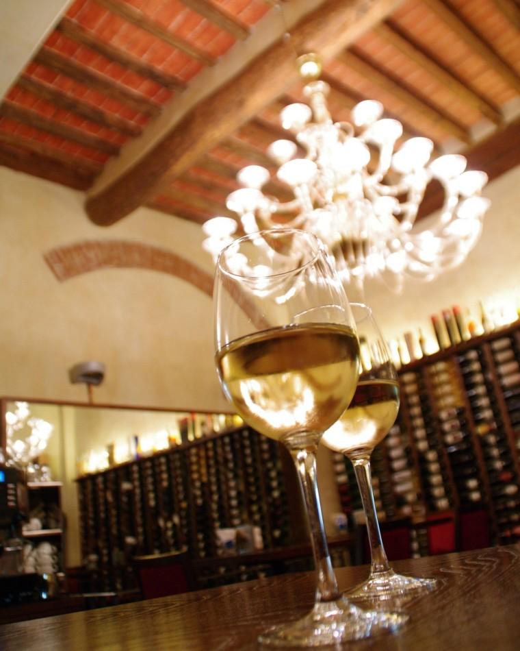 El vino que no falte, en Enoteca Vanni, Lucca