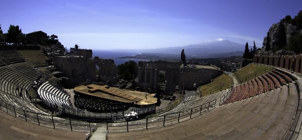 Circo Romano en Taormina