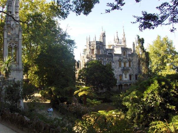 Quinta Regaleira en Sintra