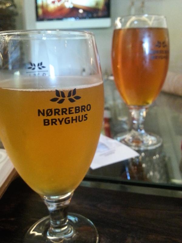 Cerveceando en Copenhague, ¡hay vida más allá de la Carlsberg!