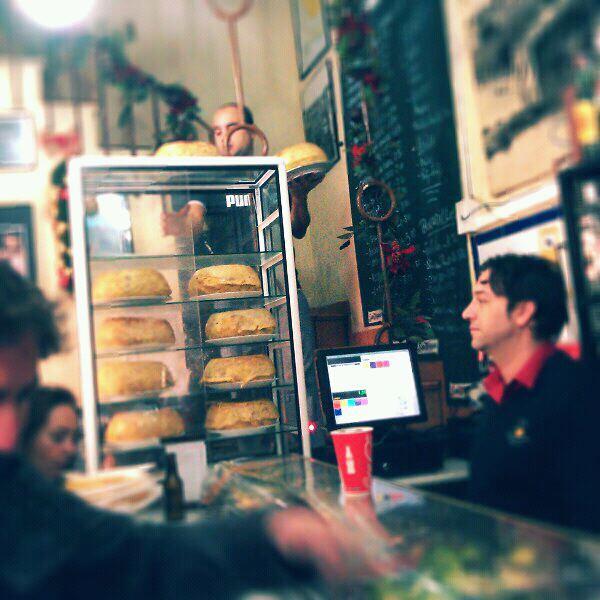 Bar Santos: la mejor tortilla de Córdoba