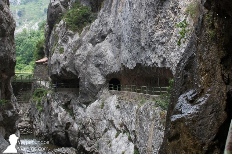 Es la parte más cercana a la presa de Caín, en León: la meta final de nuestra ruta