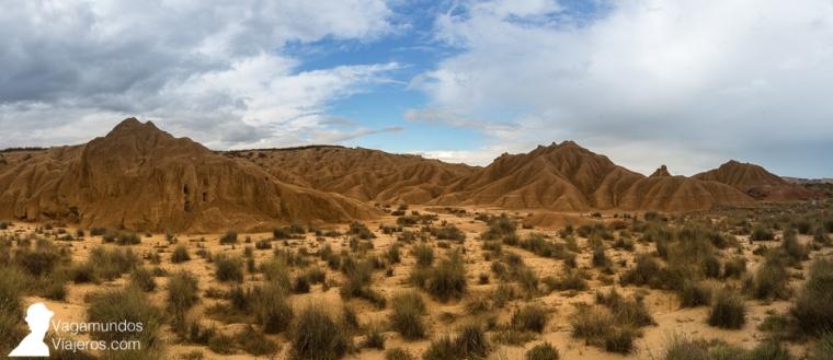 Por su peculiar paisaje, las Bardenas son elegidas para el rodaje de multitud de películas, anuncios, series...