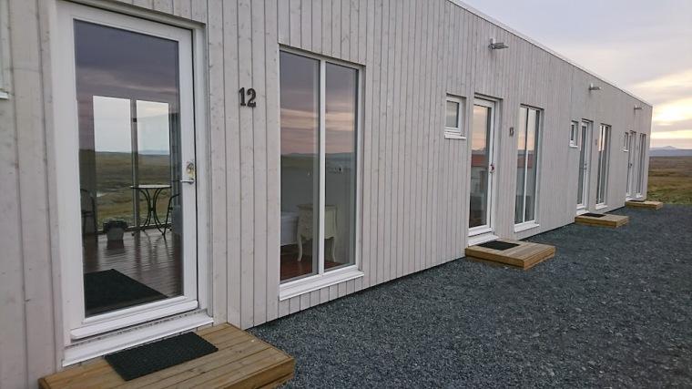 Grimstunga Guesthouse, cerca de la cascada Dettifoss, Islandia