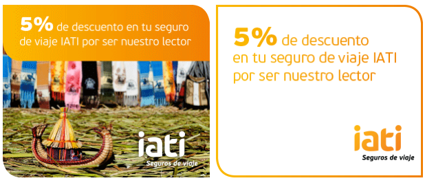 5% de descuento con IATI Seguros